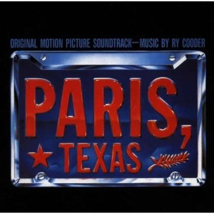 VINYLO.SK | OST ♫ PARIS - TEXAS (COODER RY) [CD] 0075992527026