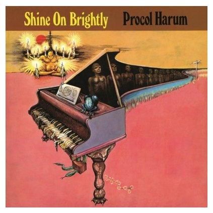VINYLO.SK | PROCOL HARUM - SHINE ON BRIGHTLY (LP)180GR./REMASTERED AUDIO