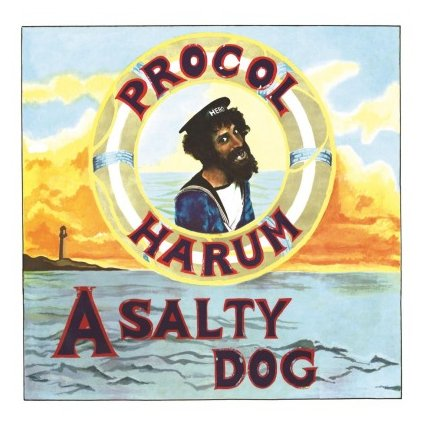 VINYLO.SK | PROCOL HARUM - A SALTY DOG (LP)180GR./REMASTERED AUDIO
