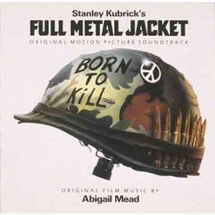 VINYLO.SK | OST ♫ FULL METAL JACKET [CD] 0075992561327