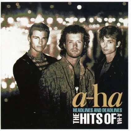 VINYLO.SK | A-HA ♫ HEADLINES AND DEADLINES - THE HITS OF A - HA [CD] 0075992677325