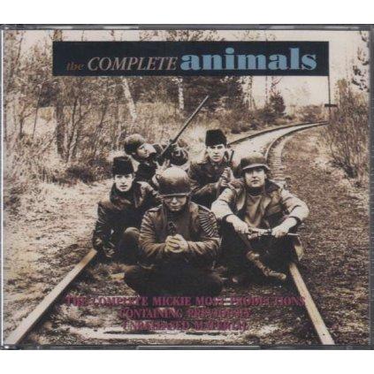 VINYLO.SK | ANIMALS, THE ♫ COMPLETE ANIMALS [2CD] 0077779461325