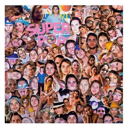 VINYLO.SK | REBEL, JETT - SUPER POP (LP)180GR. / 20PG. BOOKLET / 2017 ALBUM