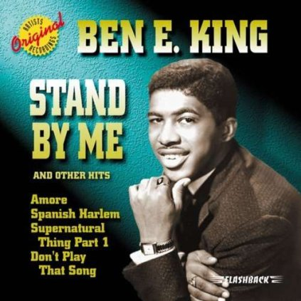 VINYLO.SK | KING, BEN E. ♫ STAND BY ME & OTHER HITS [CD] 0081227266820