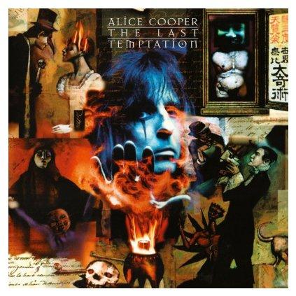 VINYLO.SK | COOPER, ALICE - LAST TEMPTATION (LP)180GR./INSERT