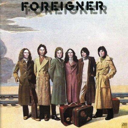 VINYLO.SK | FOREIGNER ♫ FOREIGNER [CD] 0081227427023