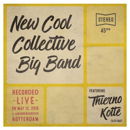 "VINYLO.SK | NEW COOL COLLECTIVE BIG B - 7-YASSA/MYSTER TIER (12in)7""/RSD 2017/DISCO SLEEVE/500 NUMBERED CPS RED VINYL"