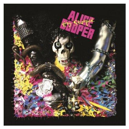 VINYLO.SK | COOPER, ALICE - HEY STOOPID (LP)180GR./INSERT
