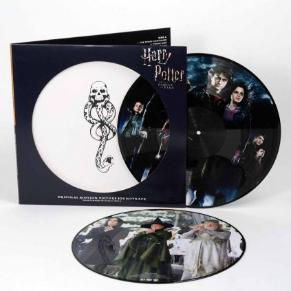 VINYLO.SK | OST / DOYLE, PATRICK ♫ HARRY POTTER AND THE GOBLET OF FIRE [2LP] 0081227933302