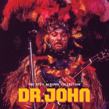 VINYLO.SK | DR. JOHN ♫ THE ATCO ALBUMS COLLECTION [7CD] 0081227933876