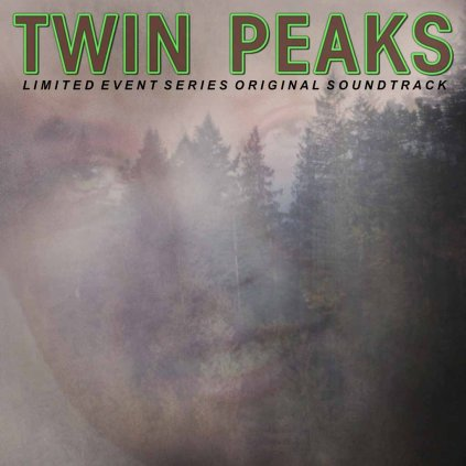 VINYLO.SK | OST ♫ TWIN PEAKS (LIMITED EVENT SERIES SOUNDTRACK - SCORE) [CD] 0081227933968