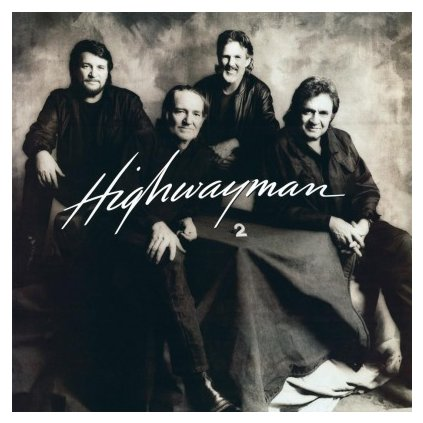 VINYLO.SK | CASH/NELSON/JENNINGS/KRIS - HIGHWAYMAN 2 (LP)180GR. / CASH, NELSON, JENNINGS & KRISTOFFERSON