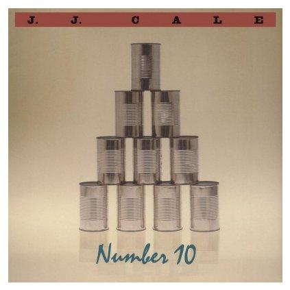 VINYLO.SK | CALE, J.J. - NUMBER TEN (LP)180GR./INSERT/25TH ANN.