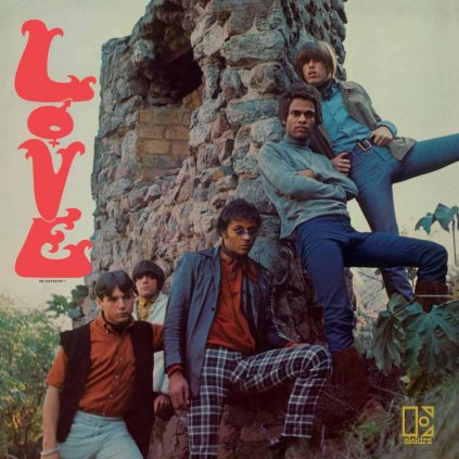 VINYLO.SK | LOVE ♫ LOVE / 50th Anniversary [LP] 0081227937911
