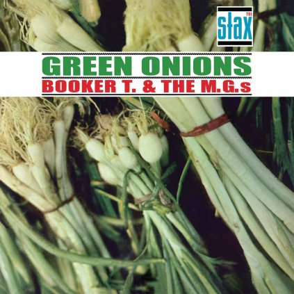 VINYLO.SK   BOOKER T & THE MG'S ♫ GREEN ONIONS [LP] 0081227940560
