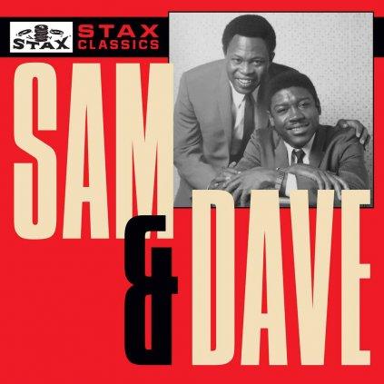 VINYLO.SK | SAM & DAVE ♫ STAX CLASSICS [CD] 0081227940591