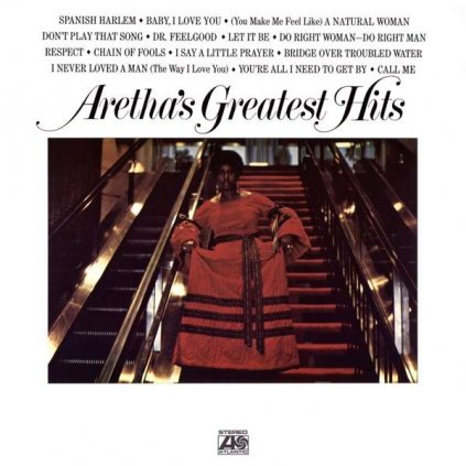 VINYLO.SK | FRANKLIN, ARETHA ♫ GREATEST HITS [LP] 0081227943516