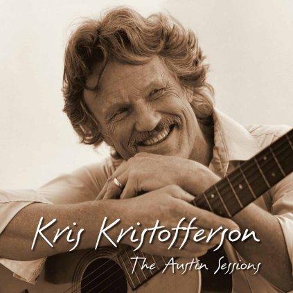 VINYLO.SK   KRISTOFFERSON, KRIS ♫ THE AUSTIN SESSIONS [CD] 0081227943684