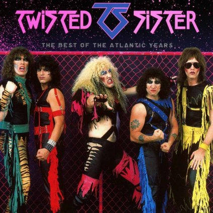 VINYLO.SK | TWISTED SISTER ♫ THE BEST OF THE ATLANTIC YEARS [CD] 0081227944216