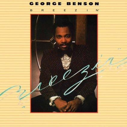 VINYLO.SK | BENSON, GEORGE ♫ BREEZIN' [LP] 0081227944353