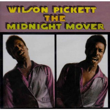 VINYLO.SK | PICKETT, WILSON ♫ THE MIDNIGHT MOVER [CD] 0081227945480