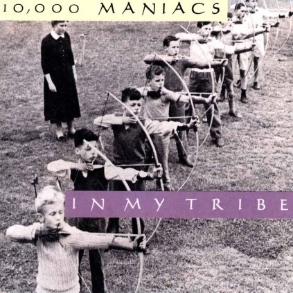 VINYLO.SK | 10.000 MANIACS ♫ IN MY TRIBE [LP] 0081227947248