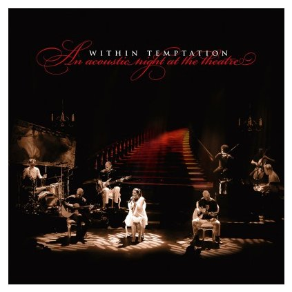 VINYLO.SK | WITHIN TEMPTATION - AN ACOUSTIC NIGHT AT THE THEATRE (LP)..AT THE THEATRE/180GR./GATEFOLD/5000 CPS COLOURED