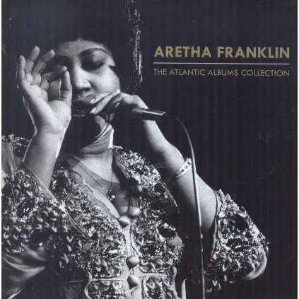 VINYLO.SK | FRANKLIN, ARETHA ♫ THE ATLANTIC ALBUMS COLLECTION [19CD] 0081227951993