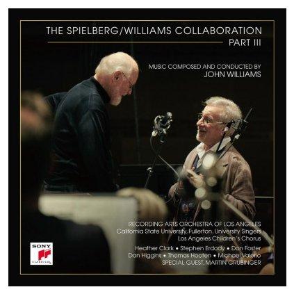 VINYLO.SK | WILLIAMS, JOHN - SPIELBERG/WILLIAMS COLLABORATION PART III (2LP)..COLLABORATION PART III//180GR/1500 CPS COLOURED VINYL
