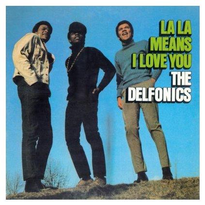 "VINYLO.SK | DELFONICS - LA LA MEANS I LOVE YOU (LP)180GR./INCL. THE HIT ""LA-LA-MEANS I LOVE YOU"""