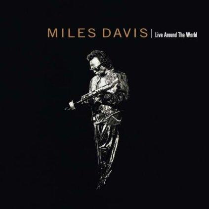 VINYLO.SK | DAVIS, MILES ♫ LIVE AROUND THE WORLD [CD] 0081227957728