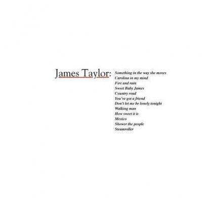 VINYLO.SK | TAYLOR, JAMES ♫ GREATEST HITS [LP] 0081227962333