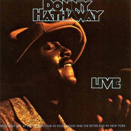 VINYLO.SK | HATHAWAY, DONNY ♫ LIVE [CD] 0081227962838