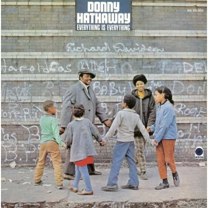 VINYLO.SK | HATHAWAY, DONNY ♫ EVERYTHING IS EVERYTHING [CD] 0081227962869