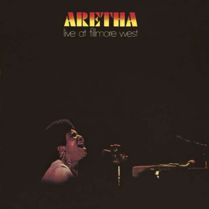 VINYLO.SK | FRANKLIN, ARETHA ♫ ARETHA LIVE AT FILLMORE WEST [CD] 0081227963033