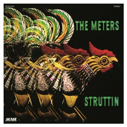 "VINYLO.SK | METERS - STRUTTIN' (LP)180GR./INCL THE HIT SINGLE ""CHICKEN STRUT"""