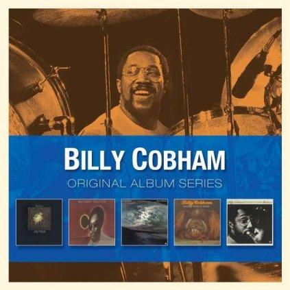 VINYLO.SK | COBHAM, BILLY ♫ ORIGINAL ALBUM SERIES [5CD] 0081227969219