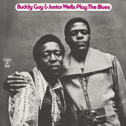 VINYLO.SK | GUY, BUDDY WITH JUNIOR WELLS ♫ PLAY THE BLUES [CD] 0081227970482