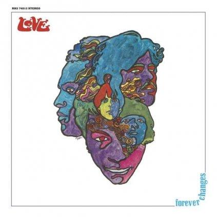 VINYLO.SK | LOVE ♫ FOREVER CHANGES [LP] 0081227971151