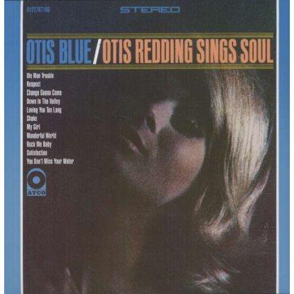 VINYLO.SK | REDDING, OTIS ♫ OTIS BLUE / OTIS REDDING SINGS SOUL [LP] 0081227971601