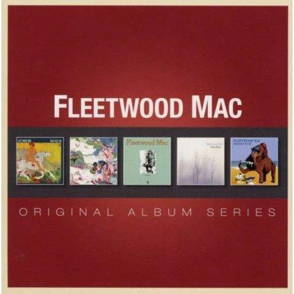 VINYLO.SK | FLEETWOOD MAC ♫ ORIGINAL ALBUM SERIES [5CD] 0081227971939