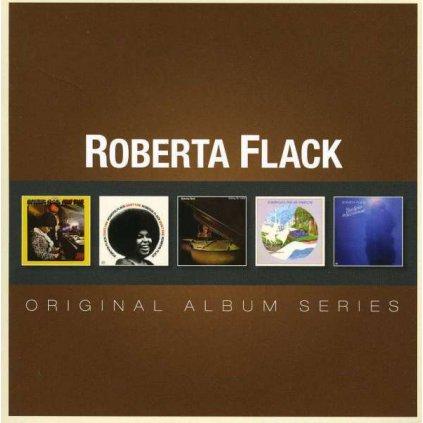 VINYLO.SK | FLACK, ROBERTA ♫ ORIGINAL ALBUM SERIES [5CD] 0081227971991
