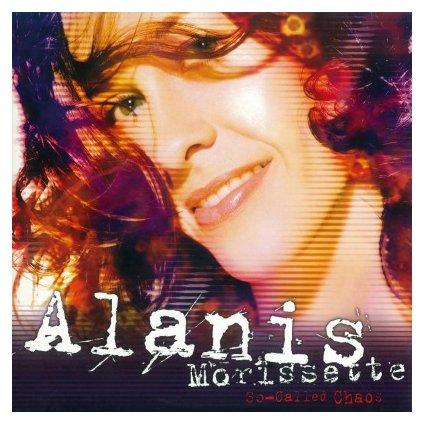 VINYLO.SK | MORISSETTE, ALANIS - SO-CALLED CHAOS (LP)180GR./INSERT