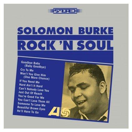 VINYLO.SK | BURKE, SOLOMON - ROCK 'N SOUL (LP)180GR.