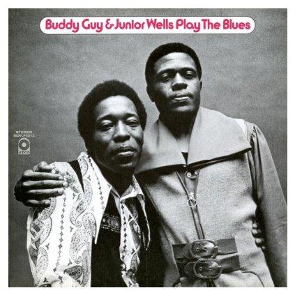 VINYLO.SK | GUY, BUDDY & JUNIOR WELLS - PLAY THE BLUES (LP)180GR.