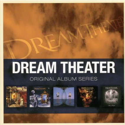 VINYLO.SK | DREAM THEATER ♫ ORIGINAL ALBUM SERIES [5CD] 0081227976309