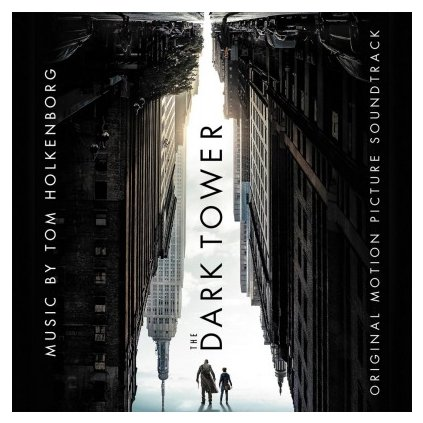 VINYLO.SK | OST - DARK TOWER (JUNKIE XL) (2LP)180GR./GATEFOLD/4P INSERT/JUNKIE XL/1000 CPS COLOURED