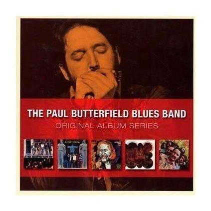 VINYLO.SK   BUTTERFIELD BLUES BAND, THE ♫ ORIGINAL ALBUM SERIES [5CD] 0081227983406