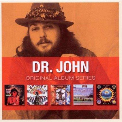 VINYLO.SK | DR. JOHN ♫ ORIGINAL ALBUM SERIES [5CD] 0081227983673