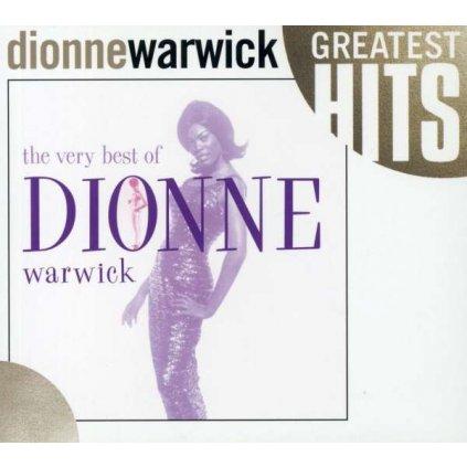 VINYLO.SK   WARWICK, DIONNE ♫ VERY BEST OF [CD] 0081227983925